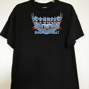 Other - Men's 2010 70th Sturgis Rally Black Size Large